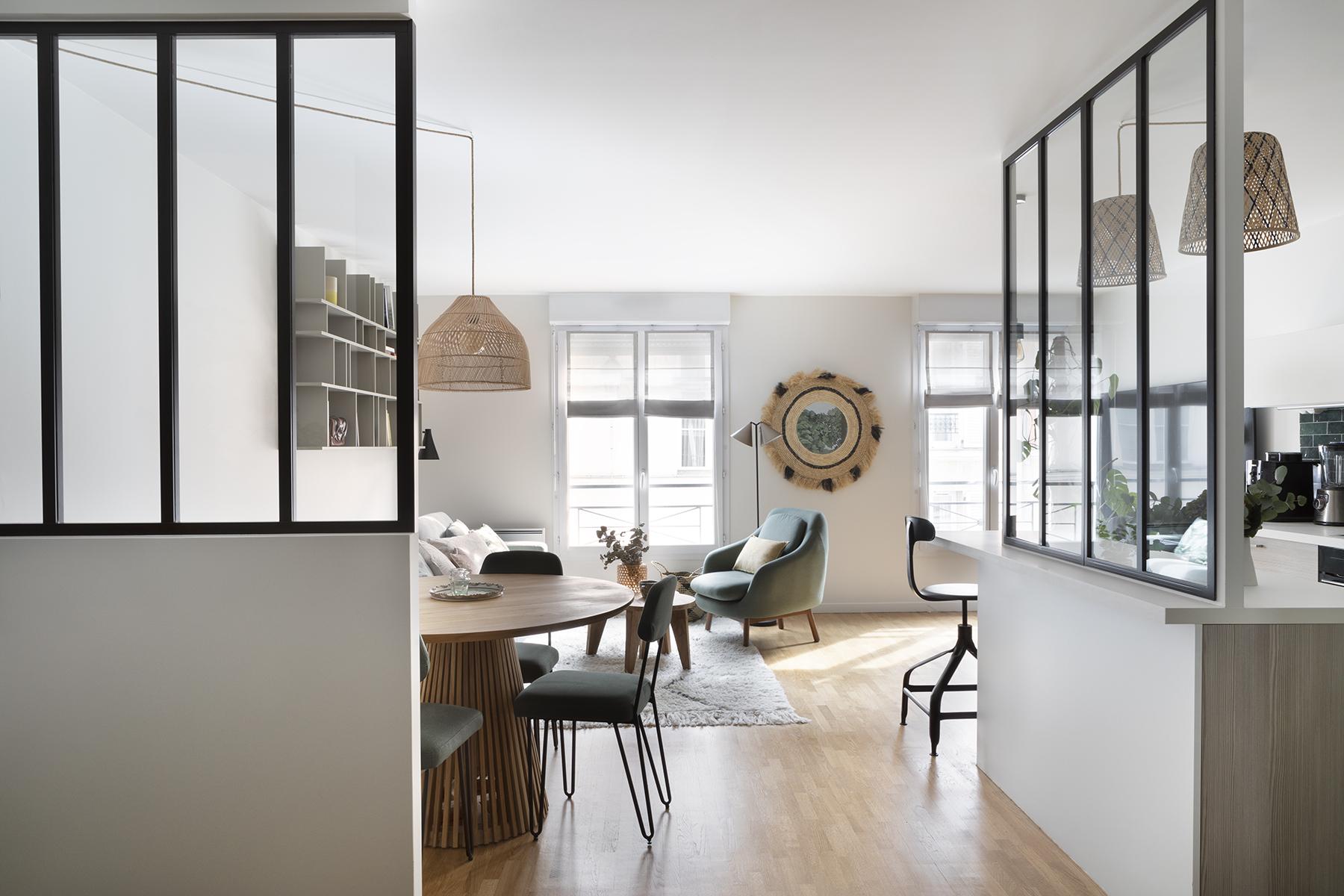 Décoration Puteaux appartement